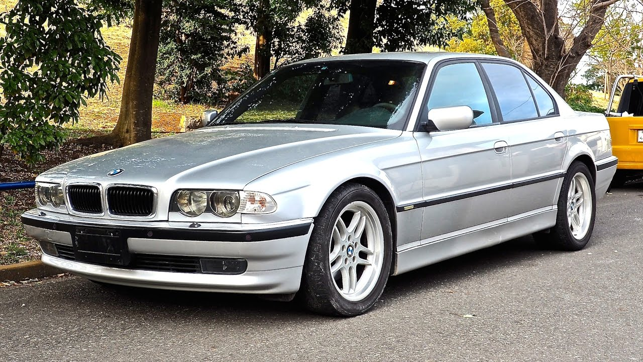 hight resolution of 2000 bmw 740i m sport 4400cc japan auction purchase review