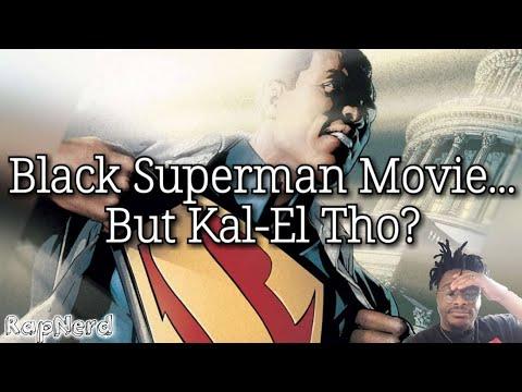 WB announces Black Superman will be Kal-El and not Calvin... Not Impressed | RapNerd