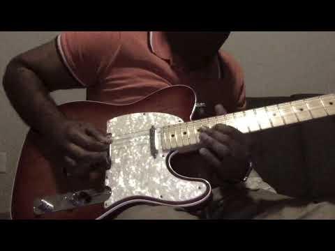 Bethel Music - Starlight Guitar Solo (Instrumental)