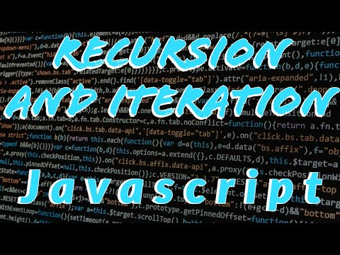 Recursion And Iteration In Javascript (fibonacci Sequence)