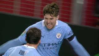 <b>Manchester United v Manchester City</b> highlights