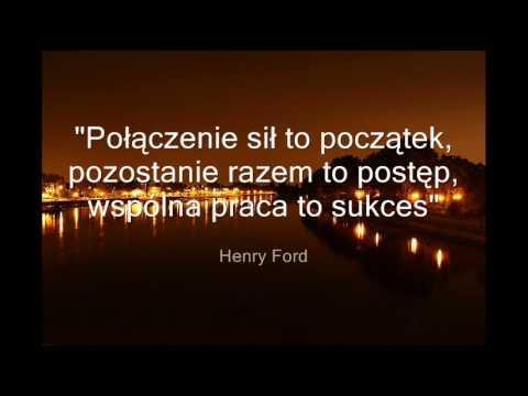 Cytaty Ludzi Którzy Osiągneli Sukces