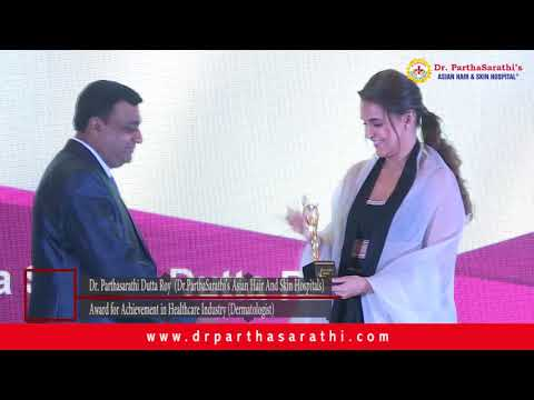 Healthcare Industry Awards In Dermatology 2017 | Cosmetologist In Bangalore, India