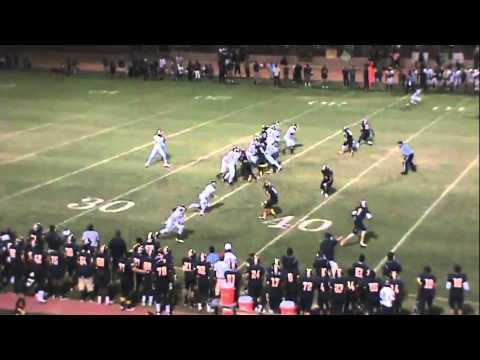 Temerick Harper : Carter High (Rialto CA.) - Class of 2013 - Senior Year Mid season highlights