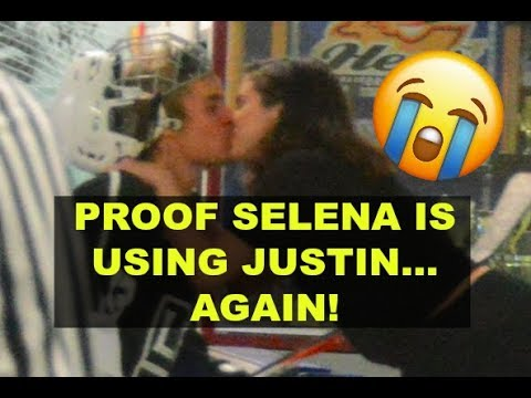Proof Selena Gomez LIED and is using Justin Bieber.. AGAIN