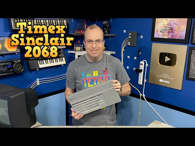 Timex Sinclair 2068 - The American ZX Spectrum