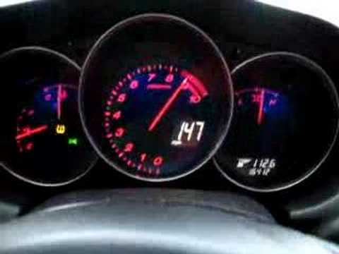 mazda rx8 2008 top speed