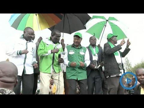 KDF deployment in war-torn Baringo by President Uhuru unlawful - Moses Wetangula