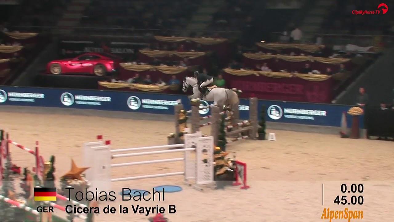 Cicera De La Vayrie B 150m Amadeus Horse Indoors 2018 Youtube