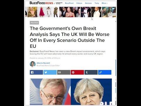 James O'Brien vs leaked secret Brexit impact studies