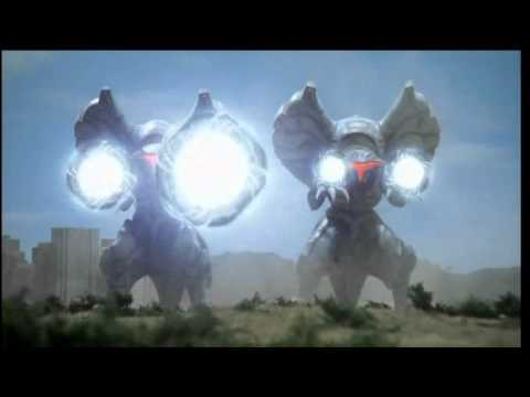 Styx, Mr Roboto Extended Mix Over Ultraman.