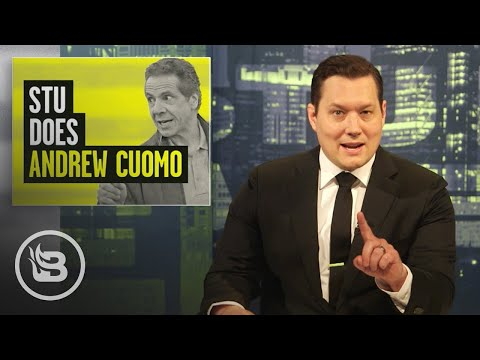 Andrew Cuomo Has Been HORRIBLE During This Crisis | Stu Does America