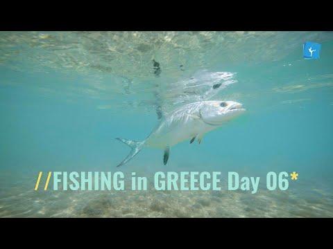 Fishing In Greece Day 6