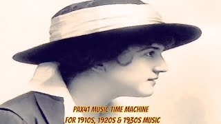 1910s Music Of Lucy Gates - The Nightingale's Song @Pax41