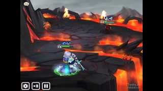 Water Pioneer ( WooSa ) with Faimon Hell : Summoners War Sky Arena
