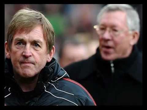 Kenny Dalglish Wishes Alex Ferguson A Happy Christmas