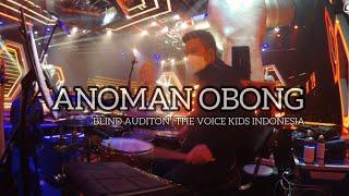 Download Echa Soemantri - Anoman Obong - Regita | Blind Audition | The Voice Kids