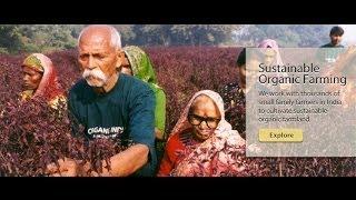 ORGANIC INDIA Un Réel Bien-être pour toute la Planète