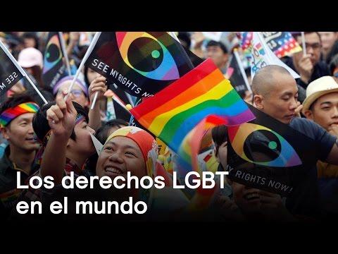 Los derechos LGBT en el mundo - Foro Global
