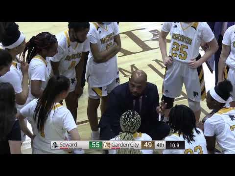 Garden City Women Basketball vs. Seward County Community College