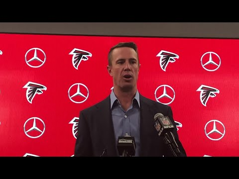 Matt Ryan on win and being eliminated from playoffs