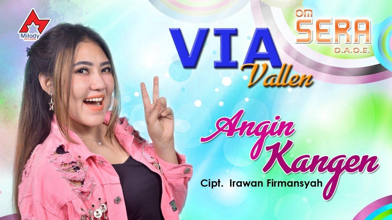 Via Vallen - Angin Kangen [OFFICIAL] #1