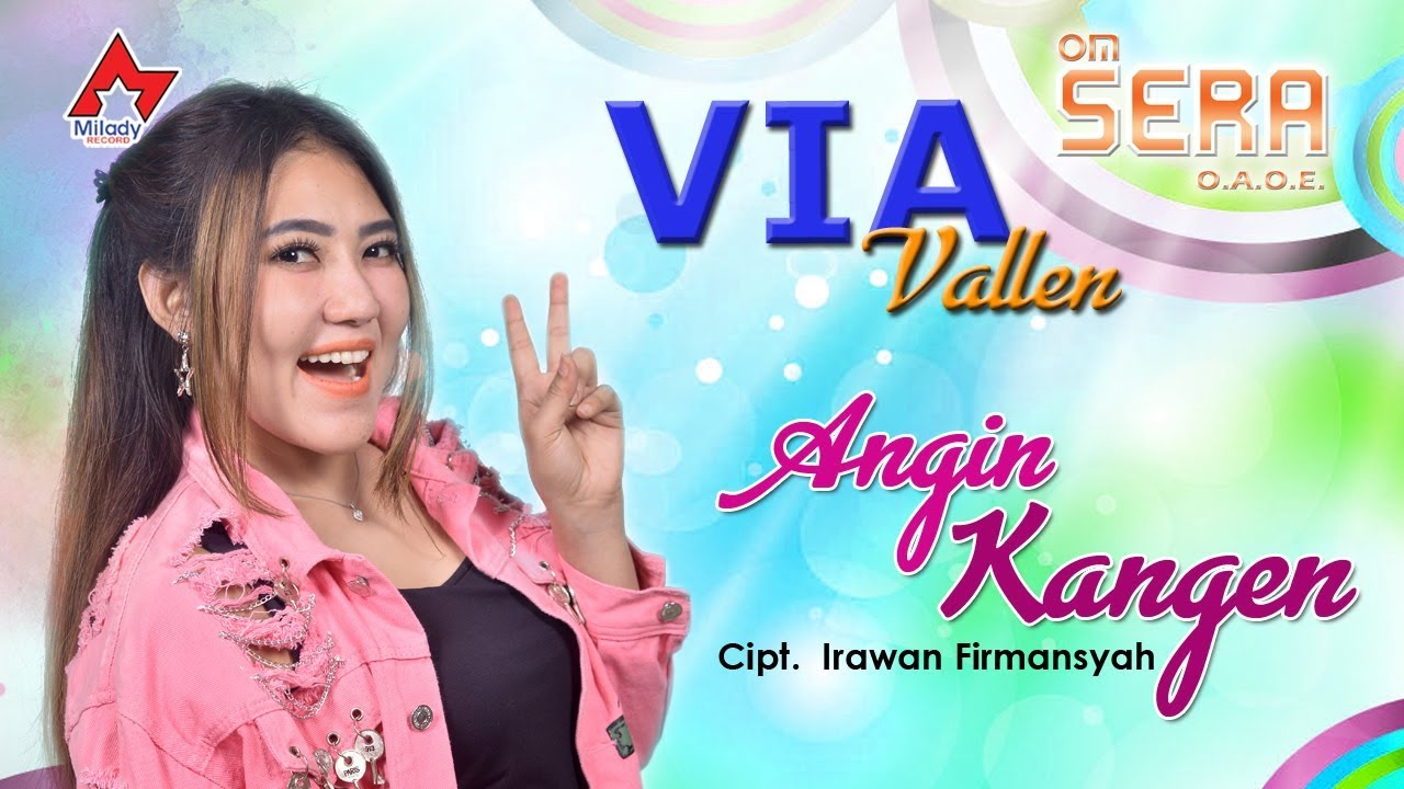 Via Vallen Angin Kangen Official Youtube