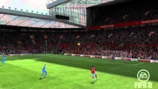 JDB Allstars 3-0 Tottenham   Andy Carroll Volley