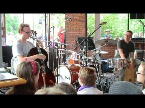 Ben Sollee Live at Heine Brothers on May 1, 2012 in Louisville, Kentucky