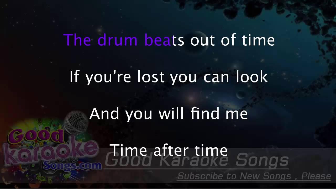 Übersetzung Eva Cassidy - Time After Time …