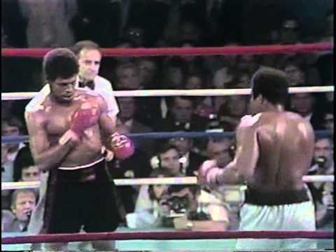 Muhammad Ali vs Leon Spinks (1st fight) / Мохаммед Али - Леон Спинкс (1-й бой)
