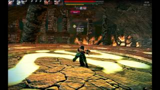 [Vindictus] 5069 Crom Cruach - Sword Lann solo play