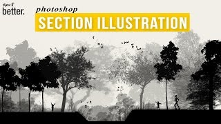 Photoshop Brushes in Architecture Representation FREE BRUSHES