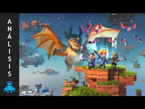 ANÁLISIS - Portal Knights - ¿Evolución o clon de Minecraft?