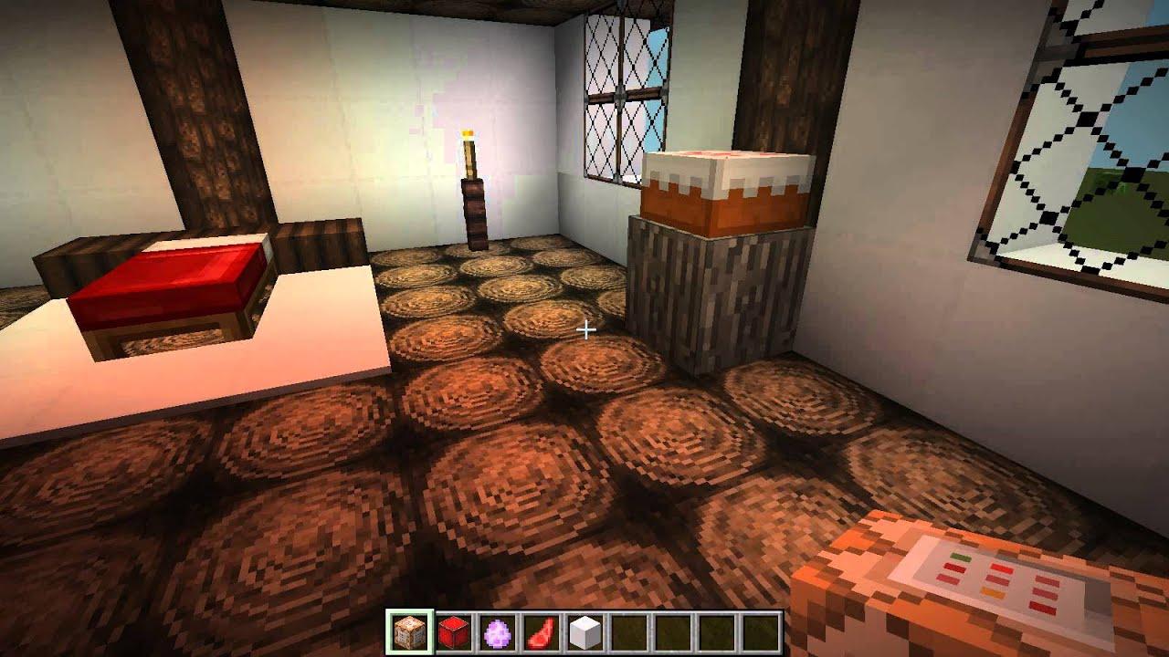 Minecraft Komut Blogu  ile Kullanışlı Ev Yapımı !!!
