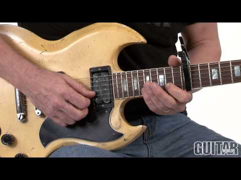 string theory with jimmy brown - celtic thaw - mandolin on guitar