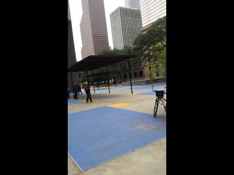 HPD vs Houston's homeless on public property