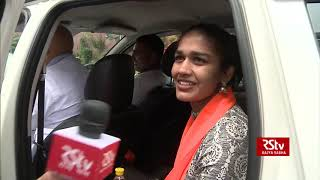 Deeply influenced by PM Modi, says Babita Phogat on joining BJP