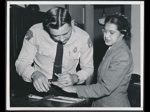 Rosa Parks: Bus, Facts, History, Life, Legacy, Biography, Quotes, Education (1999)