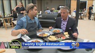 Tony's Table: Twenty Eight Restaurant In Irvine