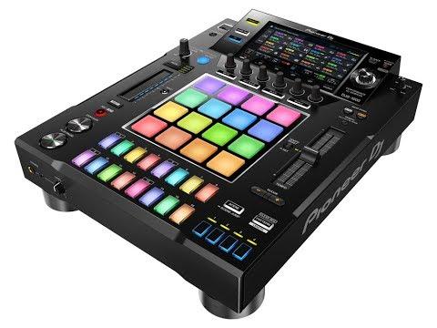 Pioneer DJS-1000 tabletop sampler // presented by ToneControl.nl