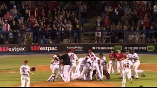 2013-14 Australian Baseball League Perth HEAT Champion.