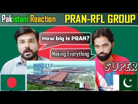 Download Pakistani Reaction on PRAN-RFL Group   Largest Group of Bangladesh