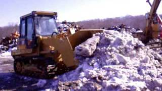 Cat 953 Track Loader EROPS 2006 For Sale $99,000 Jay Trevorrow 973-886-3020
