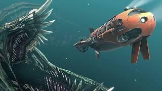 Чудовища морских глубин! Не разгаданные тайны океана!