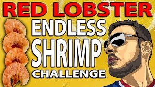 2016 Red Lobster Endless Shrimp Challenge