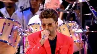 Queen & George Michael - Somebody to Love