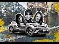 Elle+Toyota: Музыкальный тест-драйв редакторов глянца в компании Джамалы