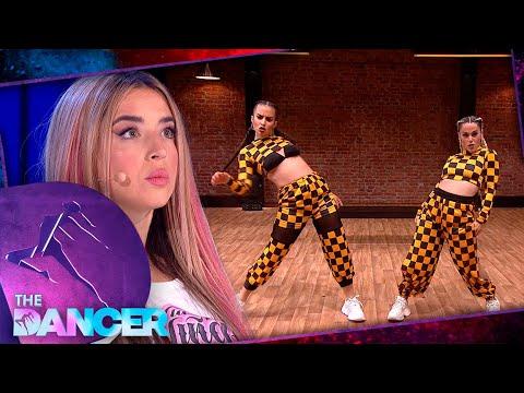 Las TIKTOKERS buscan su sitio bailando un hit de NATHY PELUSO   Audiciones 04   The Dancer