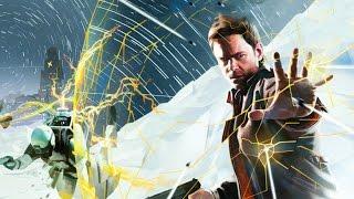 Quantum Break - реальное прохождение. Акт 2 (HD)